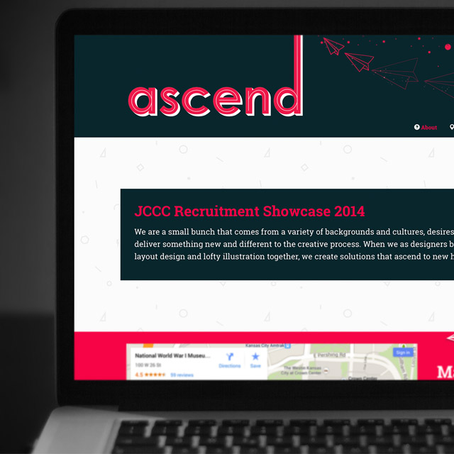Ascend 2014 Website